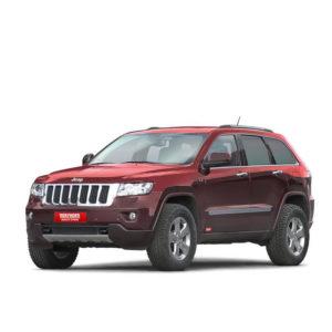 Автоковрики для Jeep Grand Cherokee