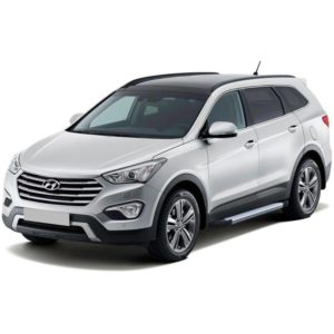 Коврики для Hyundai Santa Fe