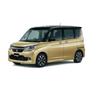 Коврики для Suzuki Solio