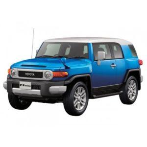 Коврики для Toyota FJ Cruiser