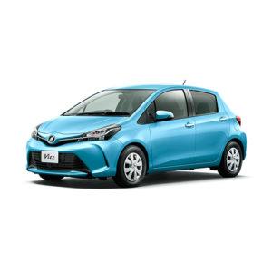 Коврики для Toyota Vitz