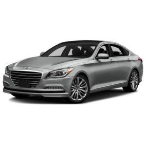 Коврики для Hyundai Genesis