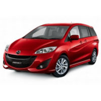 Коврики для Mazda Verisa