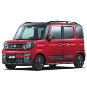 Коврики для Suzuki Spacia