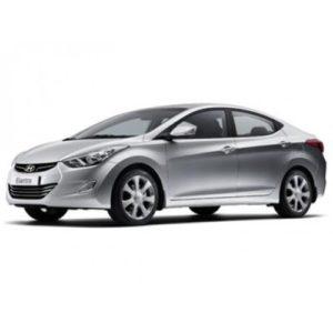 Коврики для Hyundai Elantra