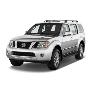 Коврики в салон Nissan Pathfinder