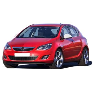 Автоковрики для Opel Astra