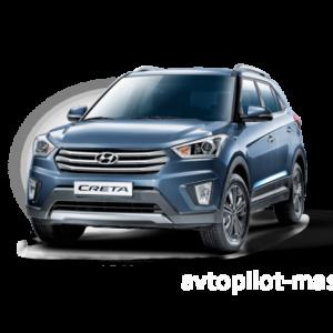 Коврики для Hyundai Creta