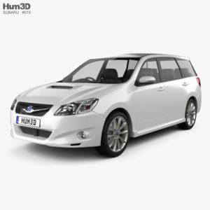 Коврики для Subaru Exiga