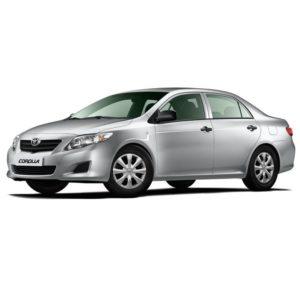Коврики для Toyota Corolla