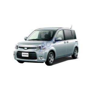 Коврики для Toyota Porte