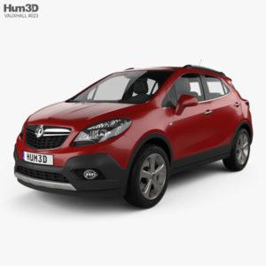 Автоковрики для Opel Mokka