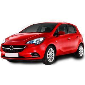 Автоковрики для Opel Corsa