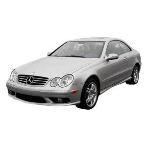 Коврики для Mercedes-Benz CLK