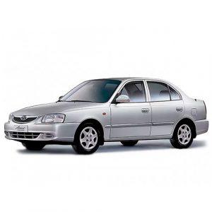 Коврики для Hyundai Accent