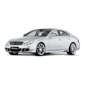Коврики для Mercedes-Benz CLS