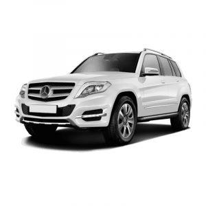 Коврики для Mercedes-Benz GLK